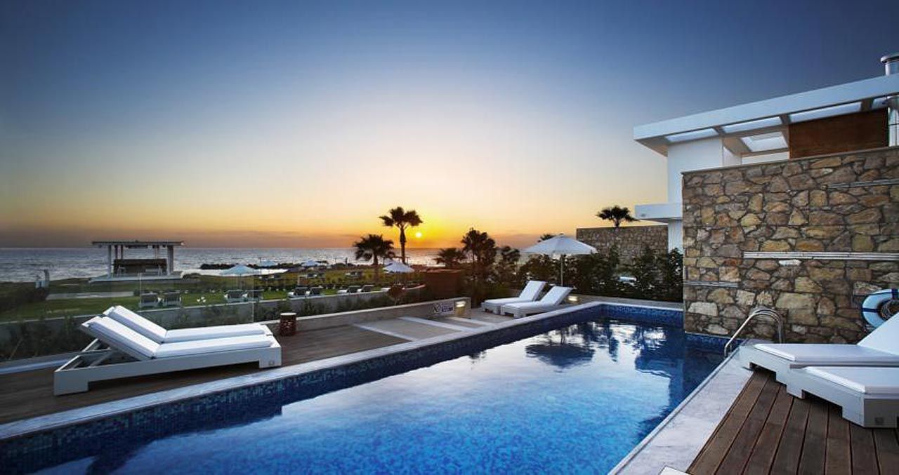 Paradise Cove Luxurious Beach Villas Cyprus
