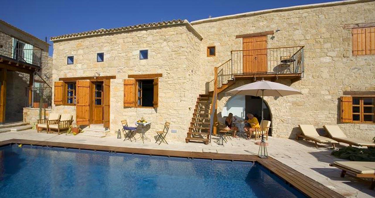 Evkarpos Country House Cyprus