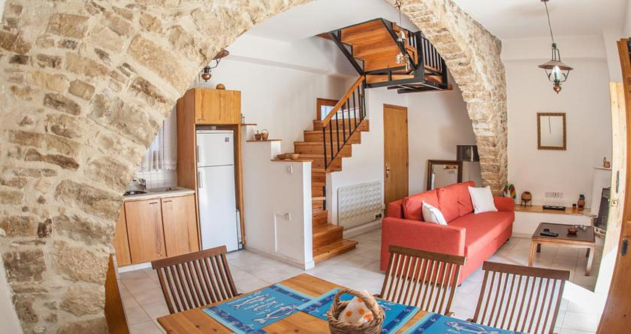Angeli's Traditional Village House Cyprus
