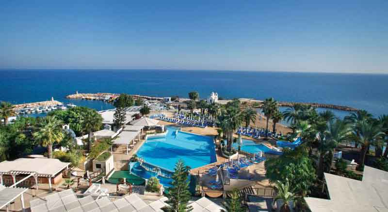 Golden Coast Beach Hotel Cyprus