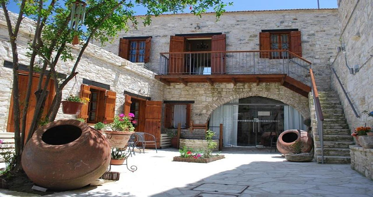Vavla Rustic Retreat Cyprus