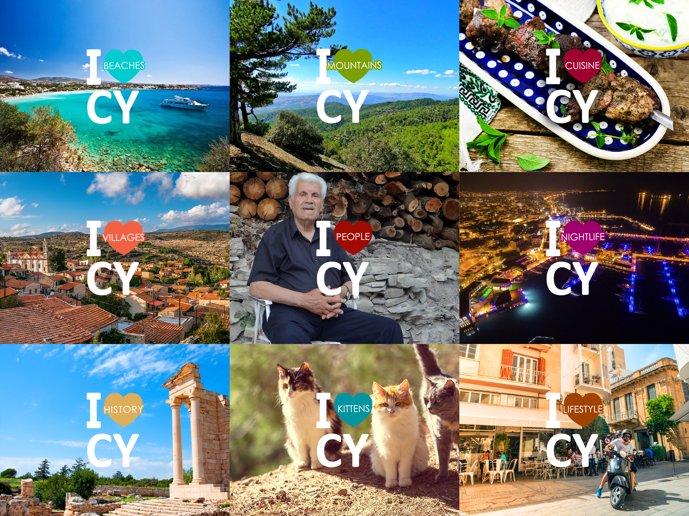9 REASONS WHY WE LOVE CYPRUS!!!