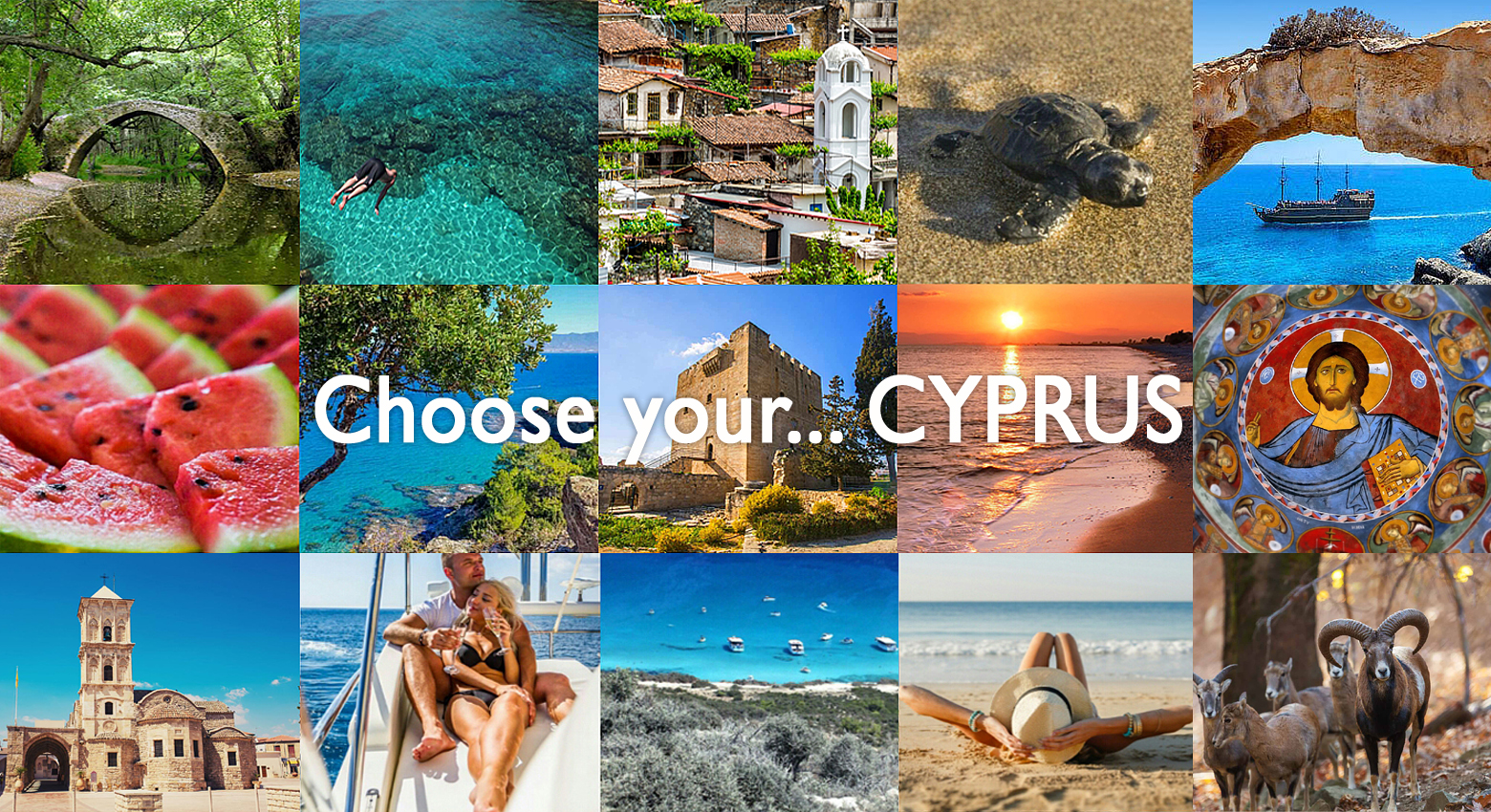 Choose your Cyprus APP13
