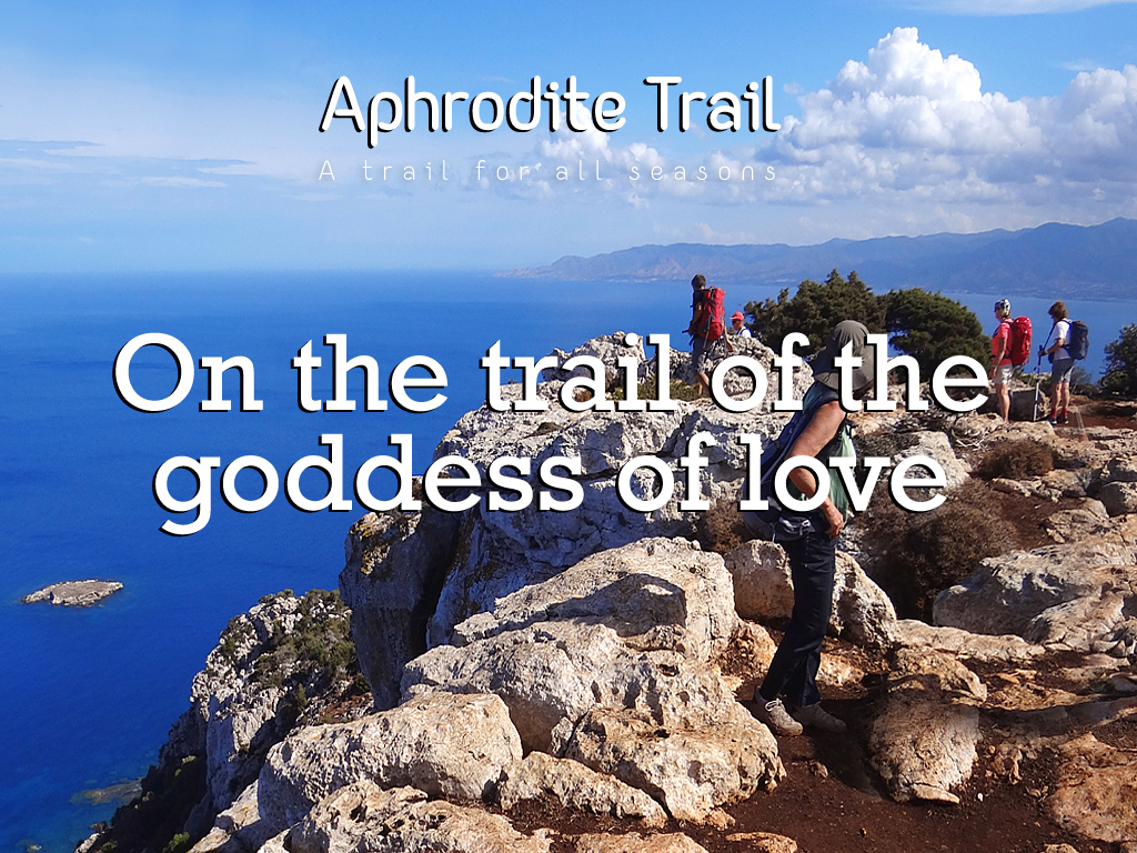 Aphrodite Trail -  On the trail of the  goddess of love