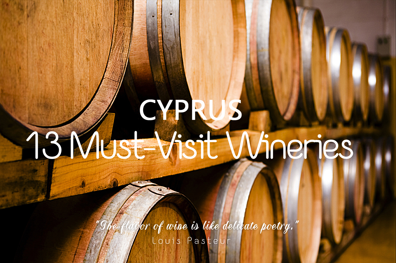 12 MUST-VISIT WINERIES IN CYPRUS
