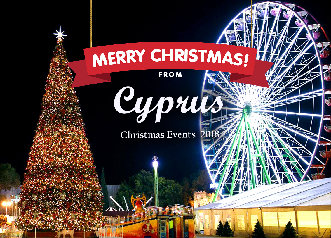CYPRUS EVENTS IN DECEMBER 2018