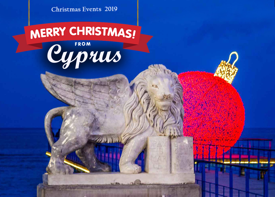 CYPRUS EVENTS IN DECEMBER 2019