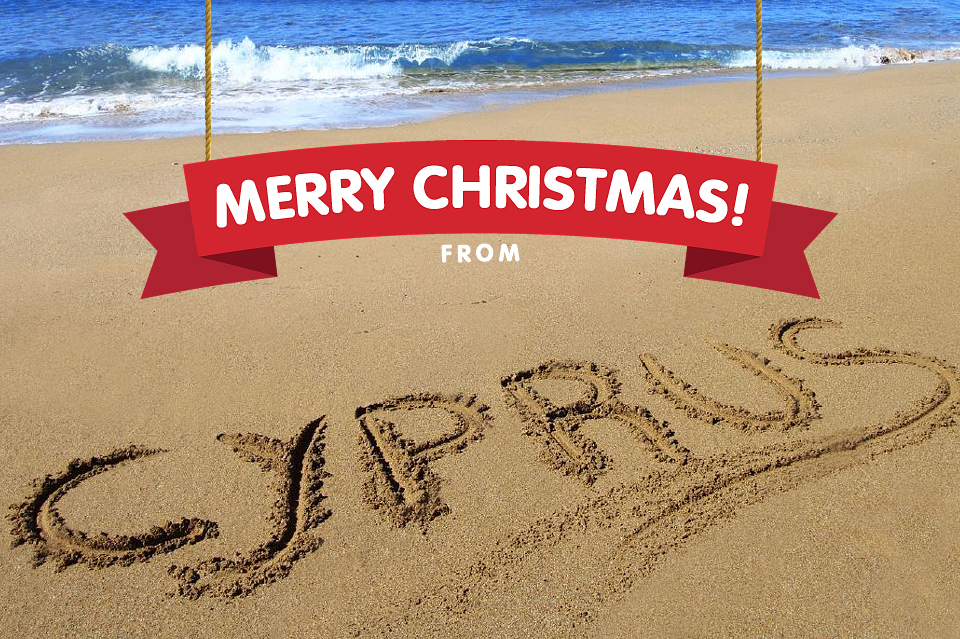 Merry Christmas from Cyprus