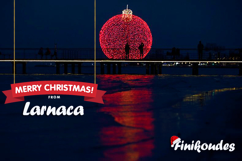 CHRISTMAS EVENTS IN LARNACA