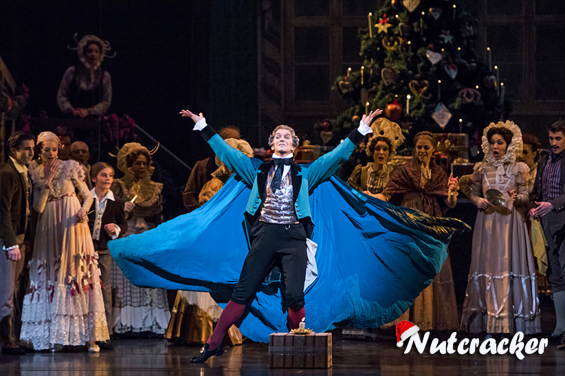 """Nutcracker"" – the classical ballet"