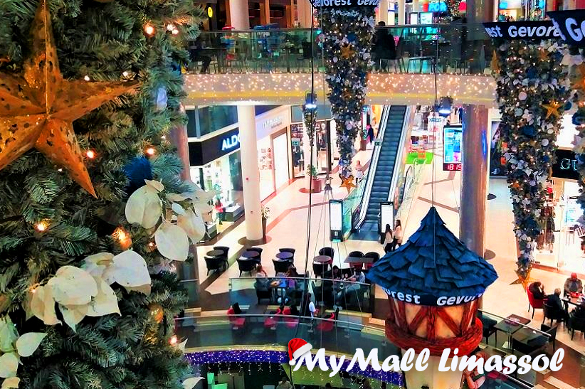 CHRISTMAS Shopping in Limassol
