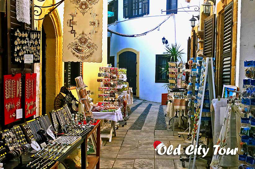 Discover the old Nicosia & its walls (Nicosia Free Guided Tours)
