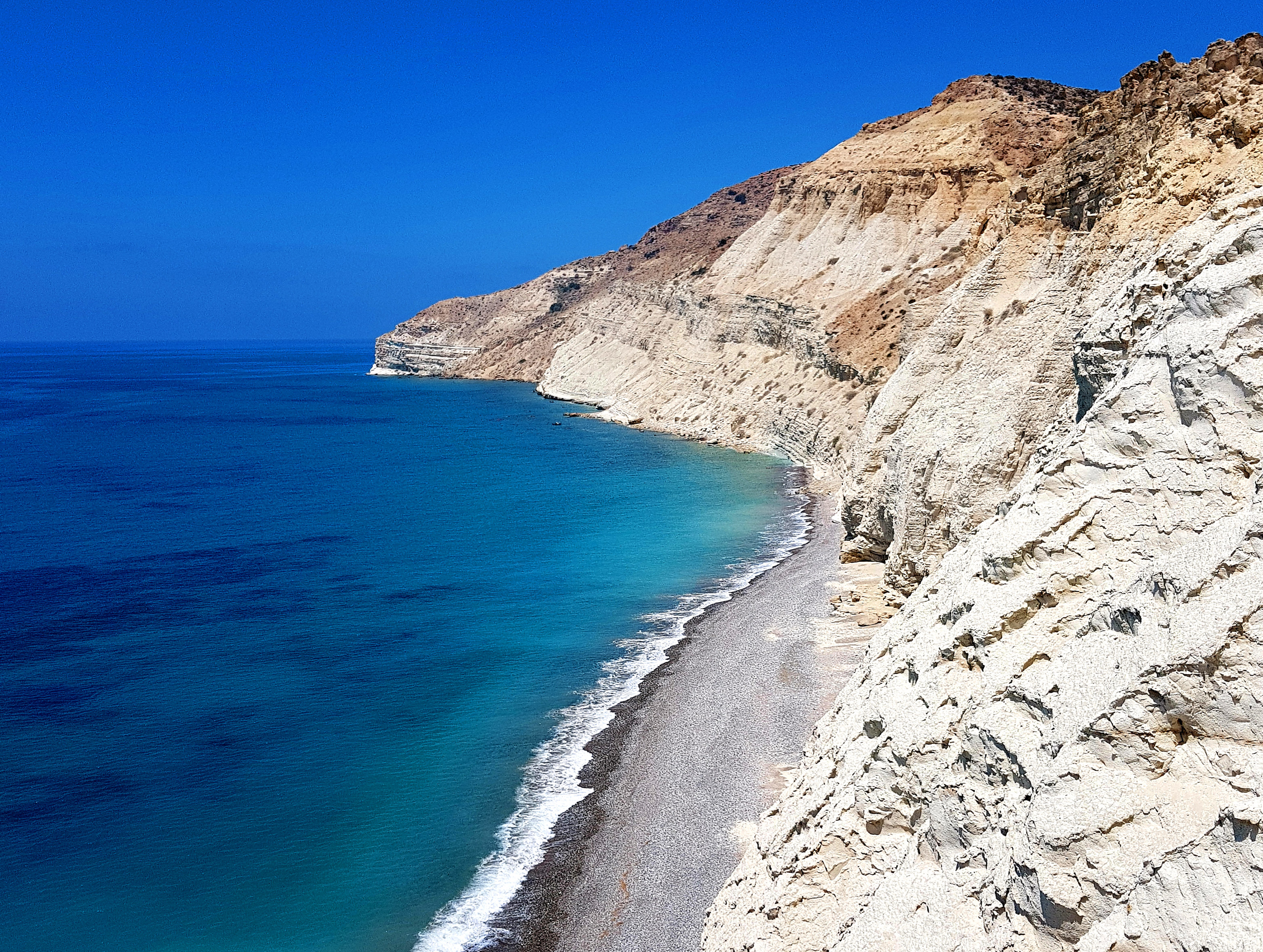 Cape Aspro (Pissouri Bay)