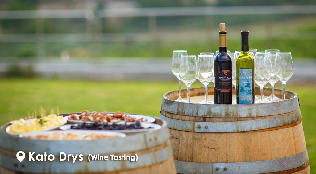 Wine Tasting & Cyprus Wineries