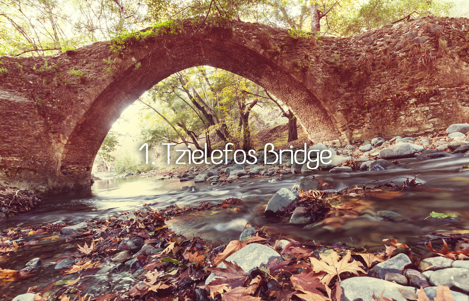 Tzielefos Bridge 2