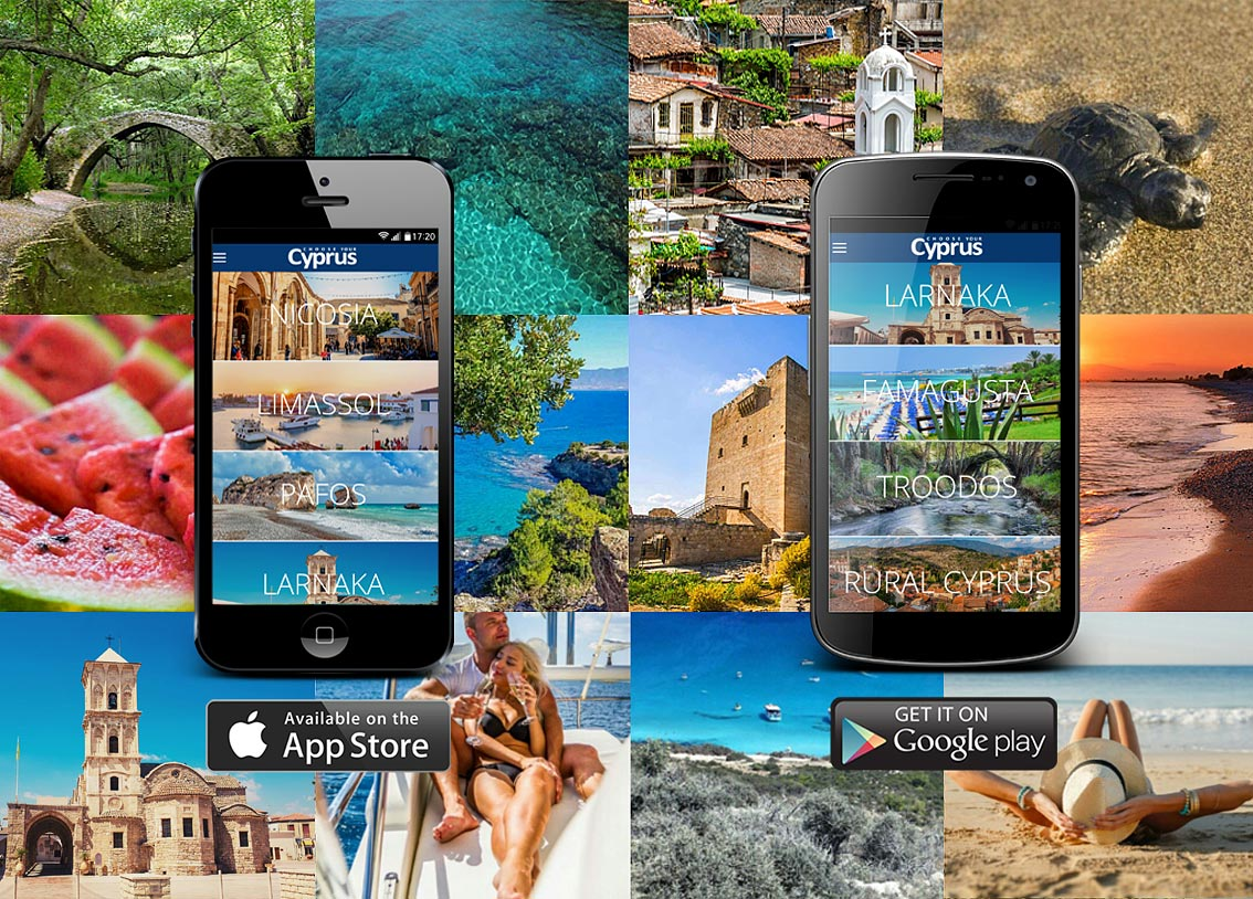 DOWNLOAD NOW YOUR CHOOSE YOUR CYPRUS APP