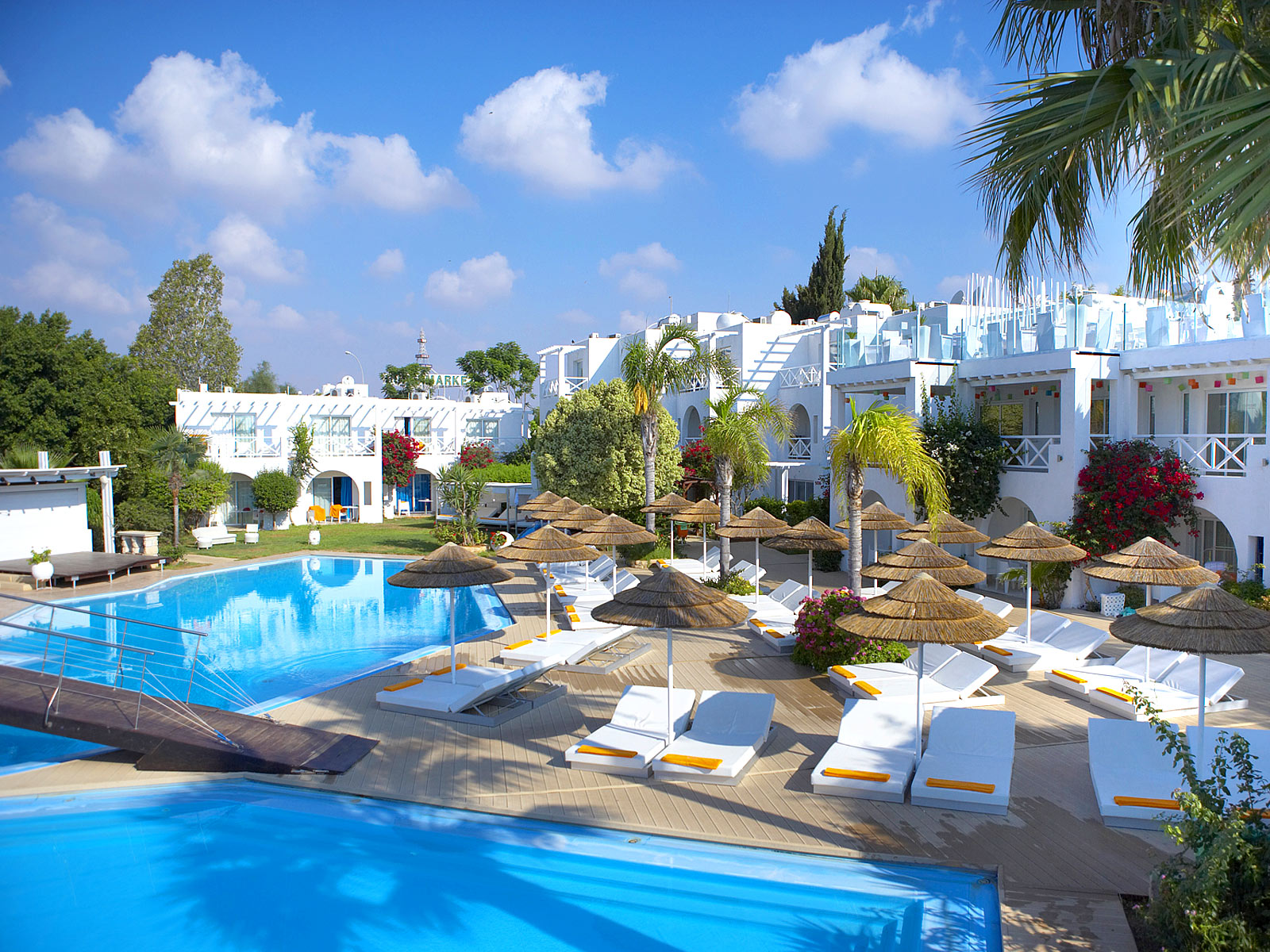 Ayia Napa - resort in Cyprus. Attractions, hotels 87