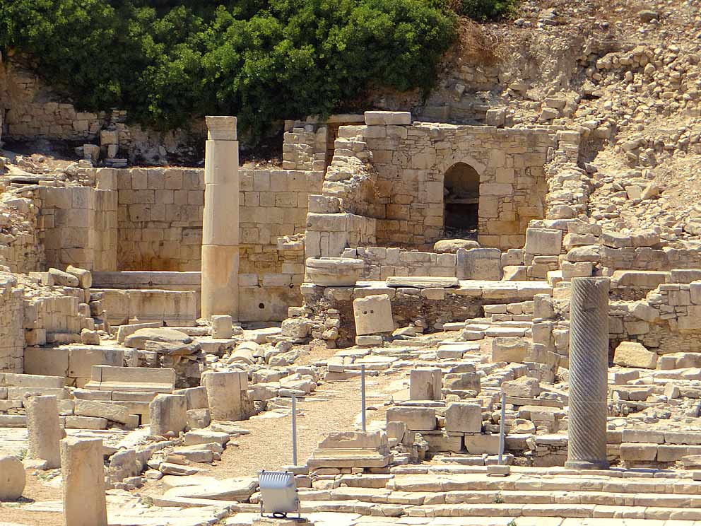 Amathous Archaeological Site