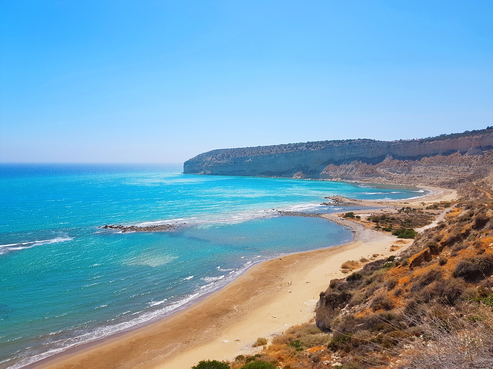 Limassol South Coast Unspoiled Hideaway Beaches