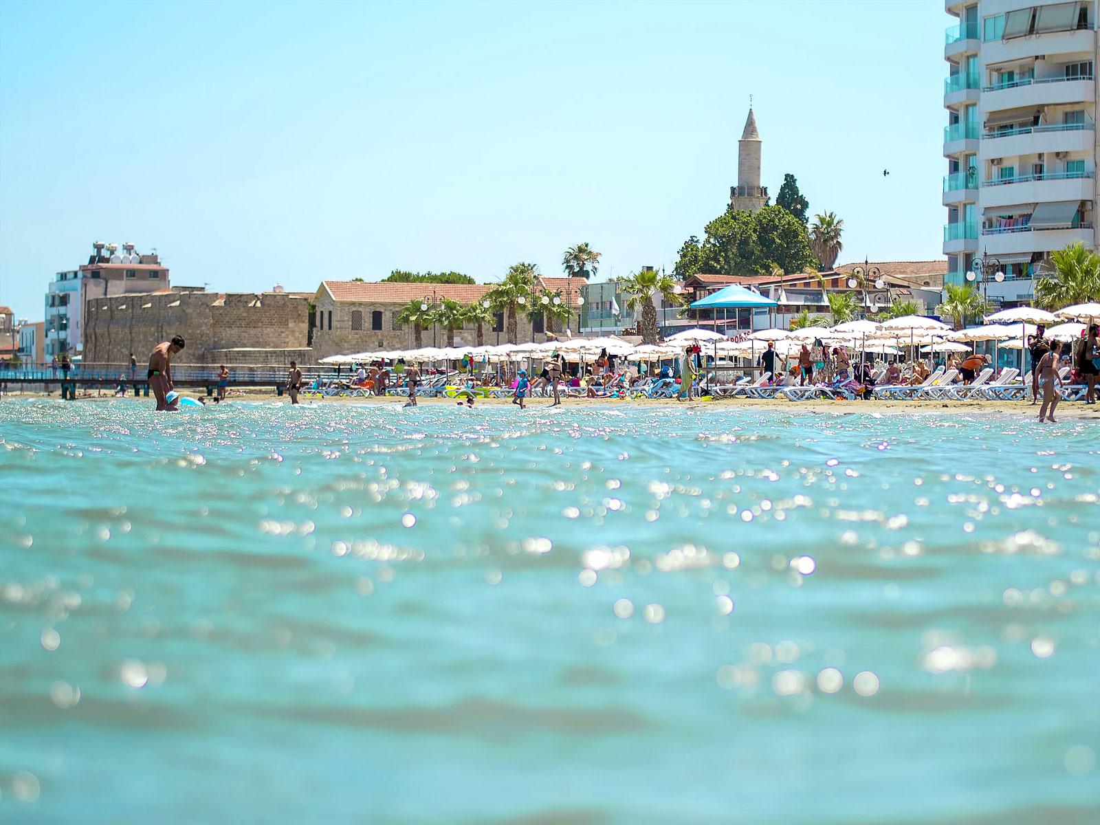 Larnaca Beaches