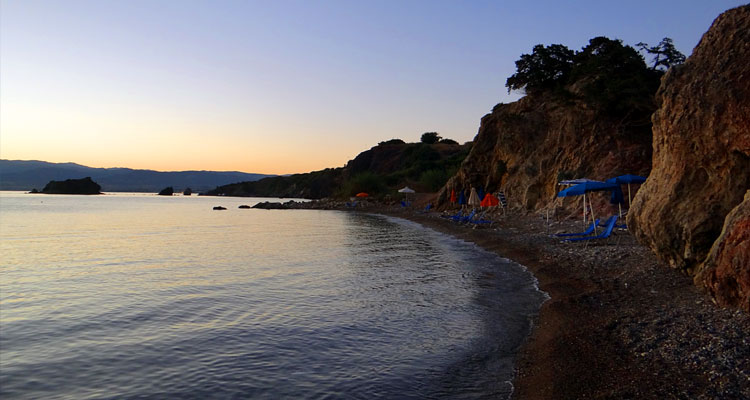 BATHS OF APHRODITE BEACH