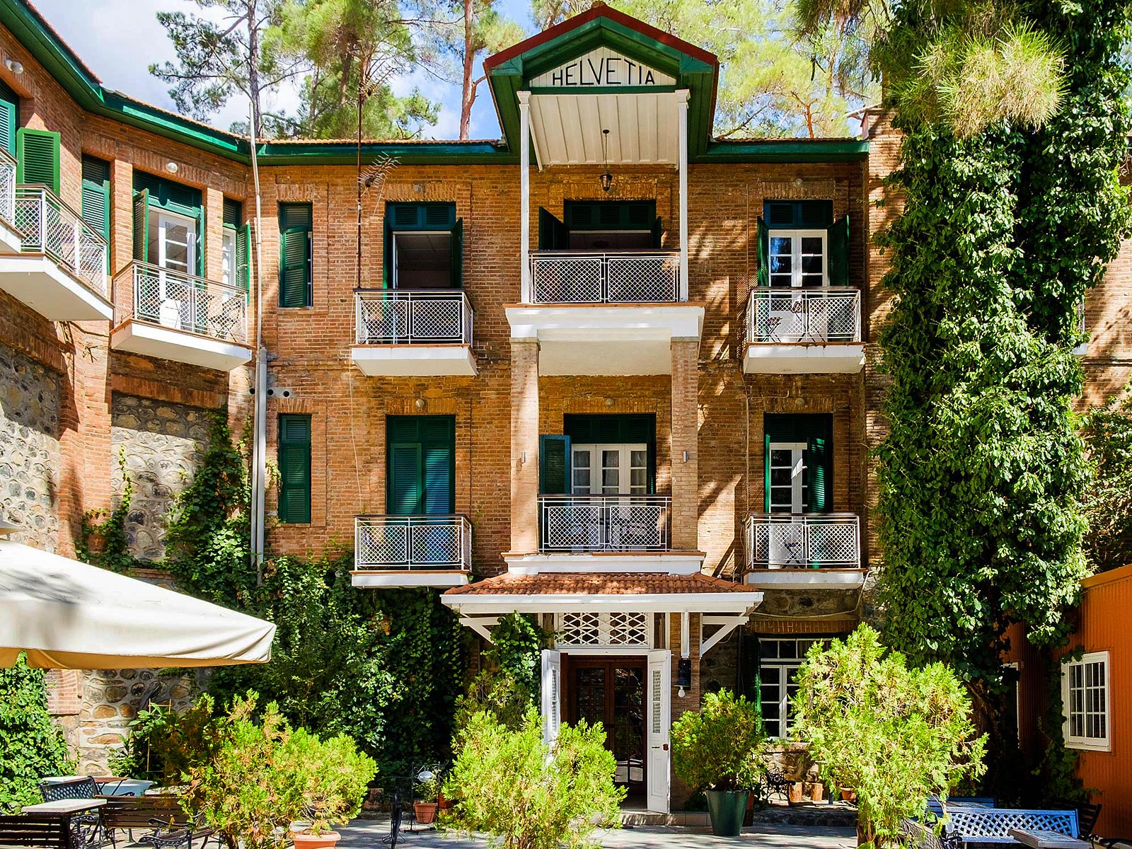 Troodos Hotels