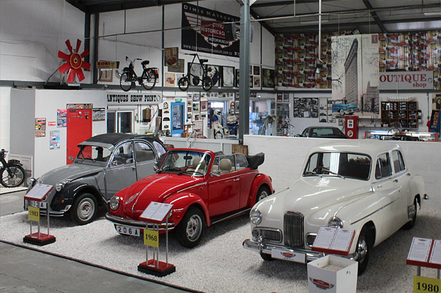 Classical & Historic Car Museum