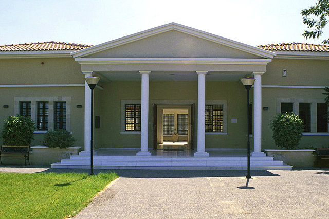 Archaeological Museum of Marion-Arsinoe, Polis