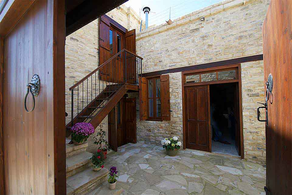 Cyprus Accommodation in Easter