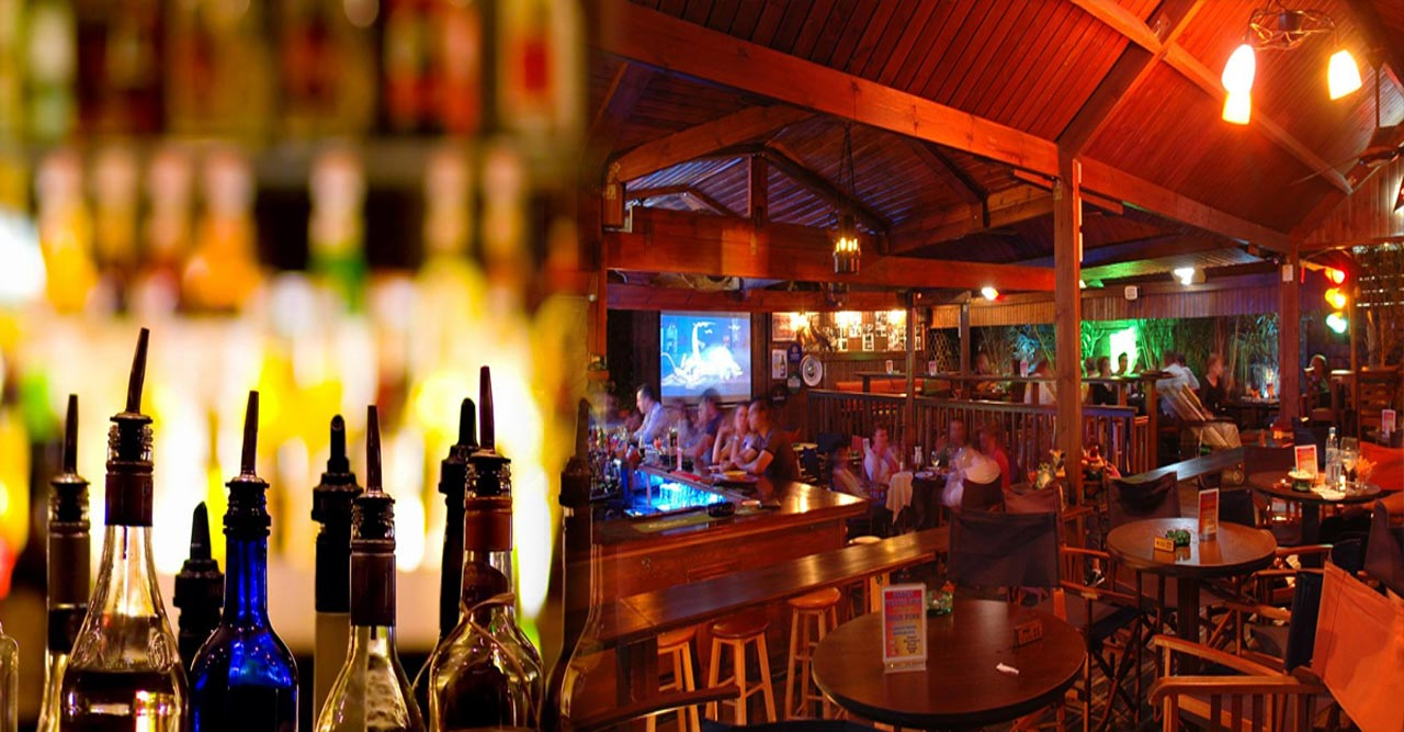 THE BLUE PINE BAR - RESTAURANT