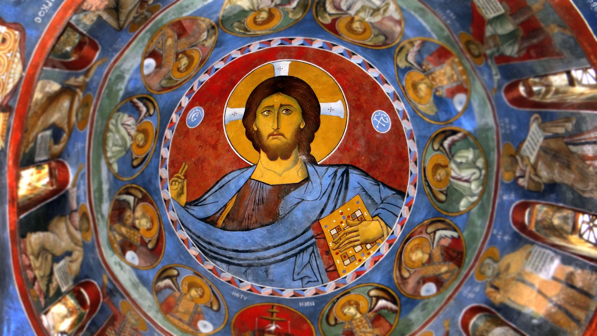 Byzantine Heritage (Unesco Painted Churches)
